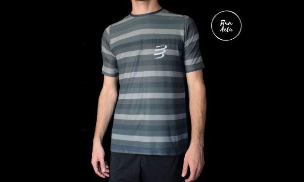 Nouveauté 2020, T-shirt Compressport ultra léger: notamment avec le «Racing» à seulement 45 grammes et le performance à 58 grammes.