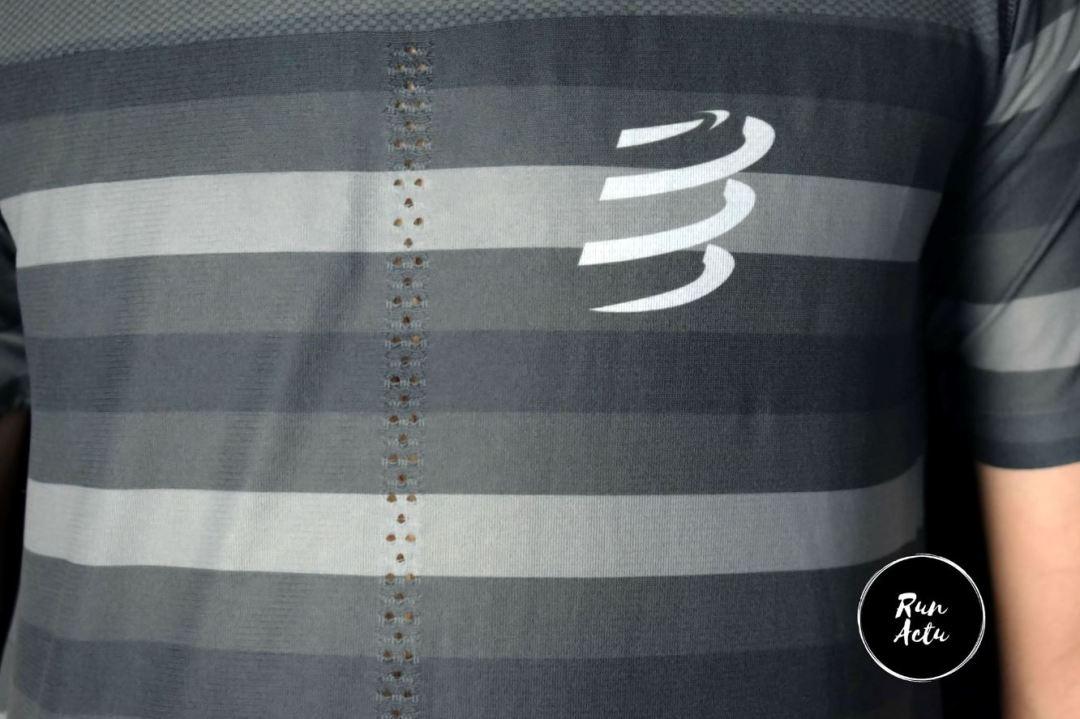 ventilation t-shirt compressport