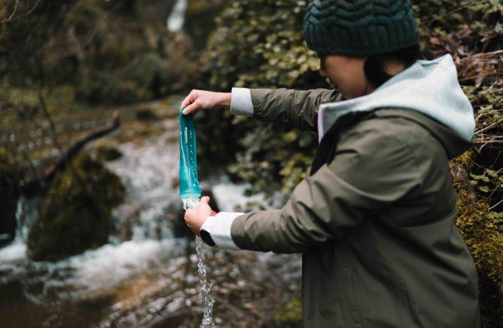 salomon filtre eau