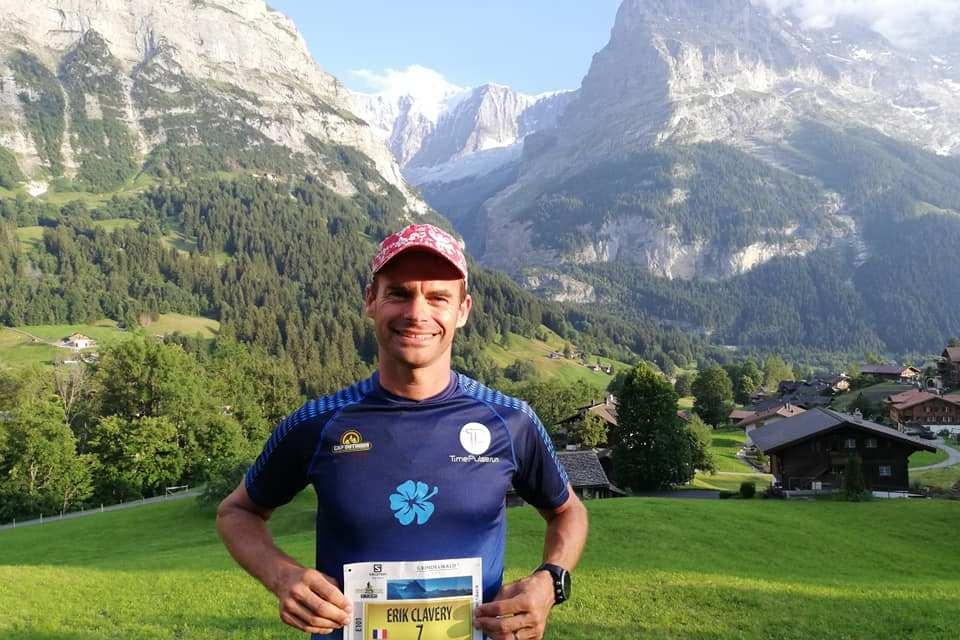 Record Gr10 Erik Clavery; le Nantais souhaite passer sous les 10 jours pour traverser les Pyrénées.