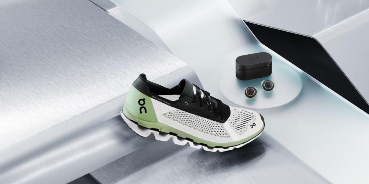On-running sort ses chaussures dotées d'une plaque Carbone : la CloudBoom.