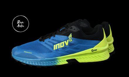 Test Inov-8 trail roc G280, une chaussure résistante en graphène pour les longues distances en trail