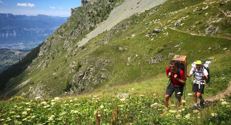 François D'Haene, son projet un peu fou liant course à pied et son domaine viticole : «le Vin qui monte», la vidéo