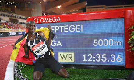 Record 5000m Cheptegei Joshua, l'analyse de sa course disponible sur Strava