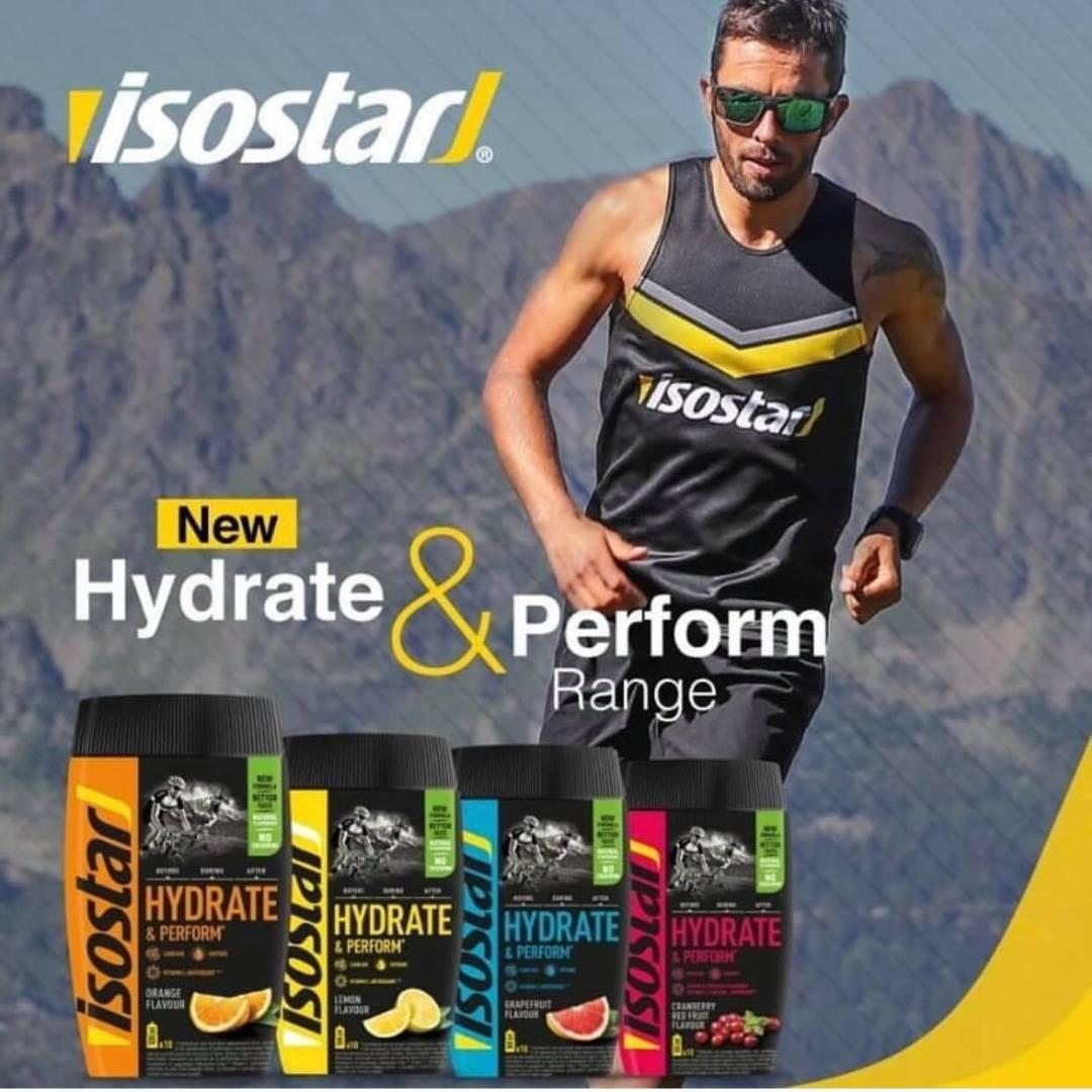 hydrat et perform isostar