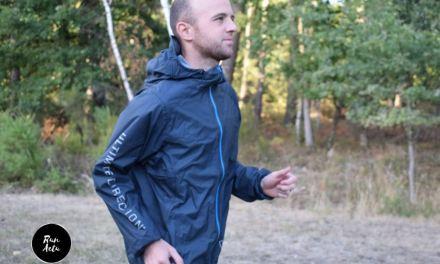 Test veste Imperméable Ultimate Direction, du très haut de gamme avec la Ultra Jacket 2