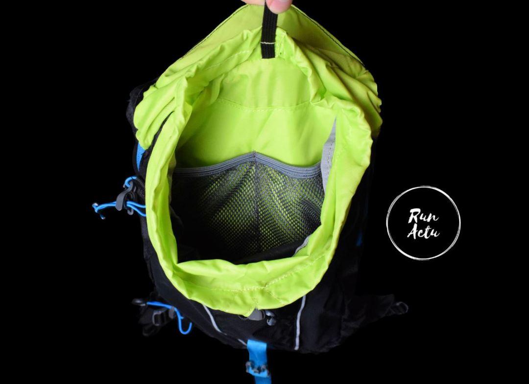 poche sac octane 10