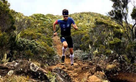 David Hauss bat le record de l'ascension du Piton des Neiges en 4h41.