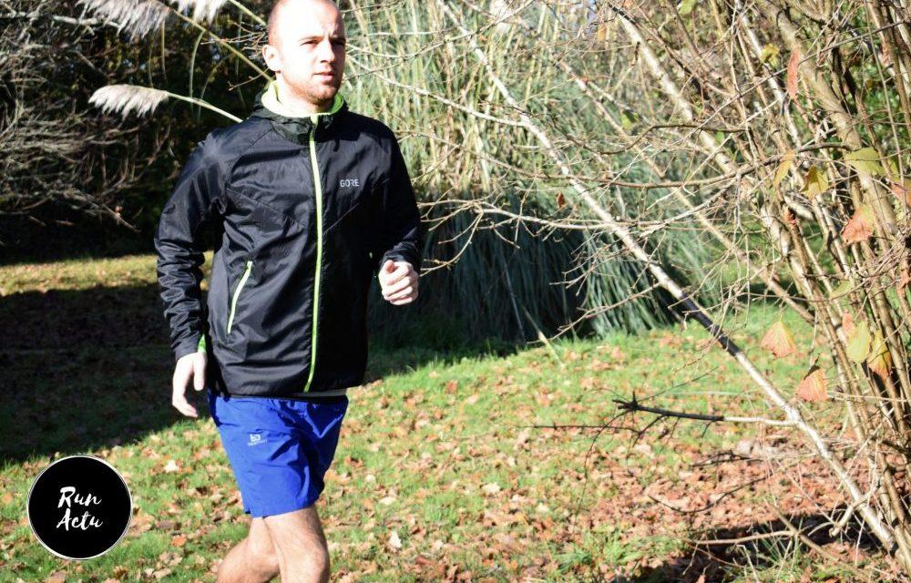 Gore Wear R5 Infinium, test d'une veste parfaite pour courir par temps froid. [coup de coeur de la rédaction]