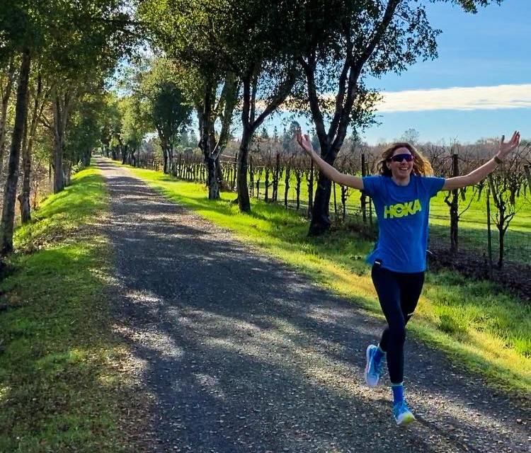 Mercato Trail; Camille Herron rejoint la team Hoka et prendra part au projet Carbon X2.