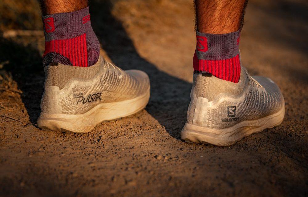 Salomon Pulsar , avis sur les nouvelles chaussures de Kilian Jornet