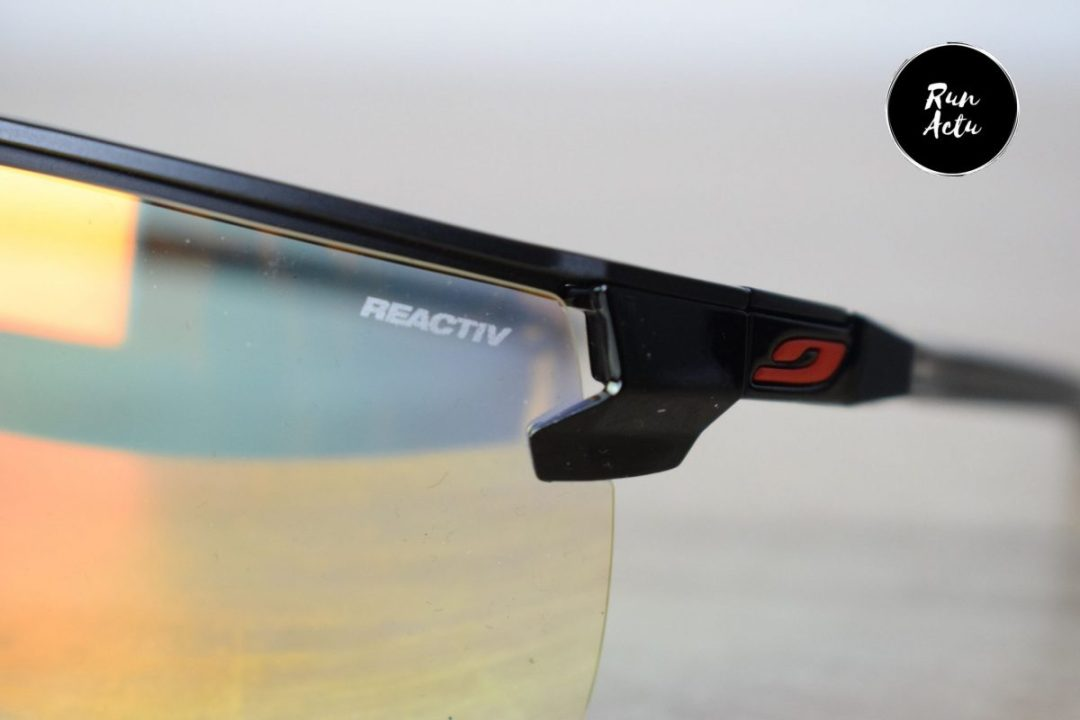 test-lunettes-running-julbo-ultimate-branche