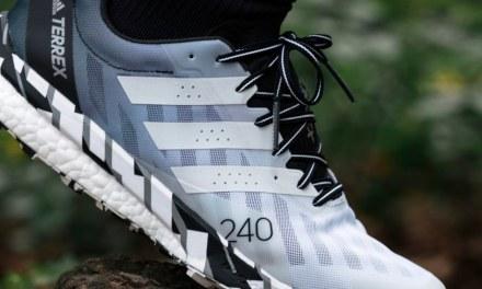 Adidas Terrex Speed Ultra, une des paires les plus légères destinées à l'ultra trail.