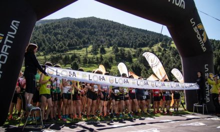 Olla de Nuria, première étape des Golden Trail World Series, les favoris de la course.