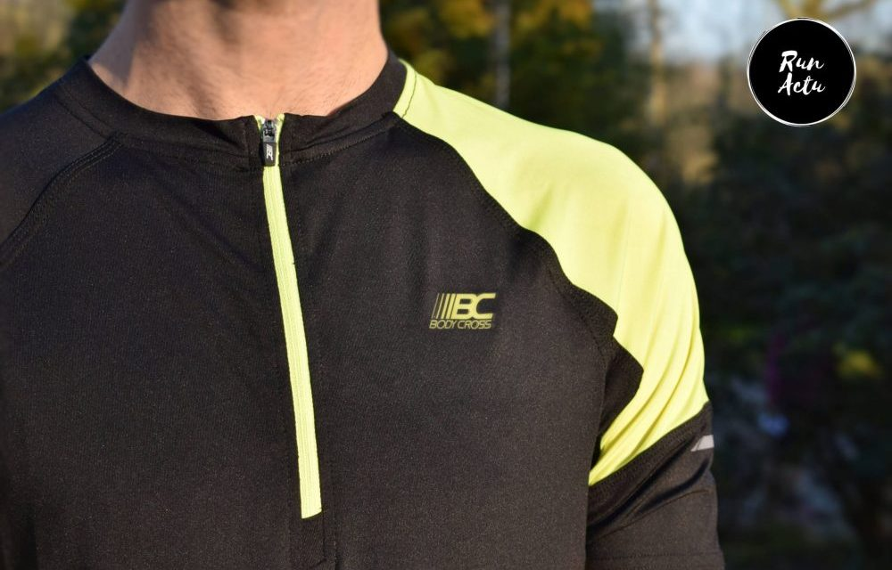 Test tenue Trail BodyCross, une tenue agréable à porter au rapport qualité-prix excellent.