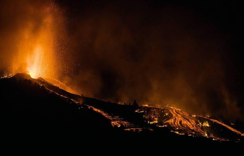Transvulcania 2021 en danger: l'éruption du volcan va t'elle empêcher la course d'avoir lieu?
