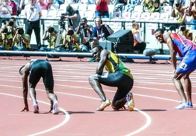 How Sprinting improves heart health
