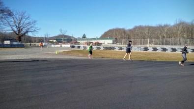 Thompson Speedway Half Marathon
