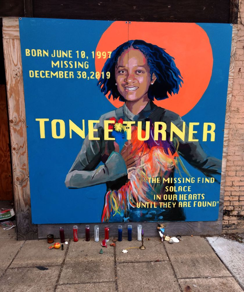 Tonee Turner Missing