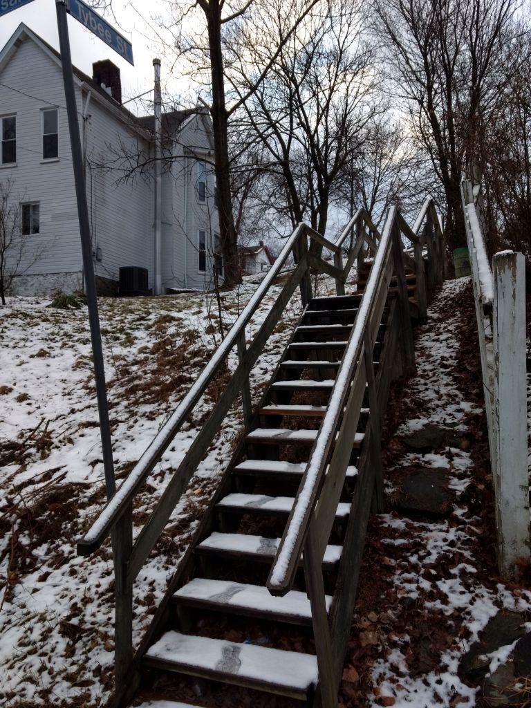 Tybee Street Steps