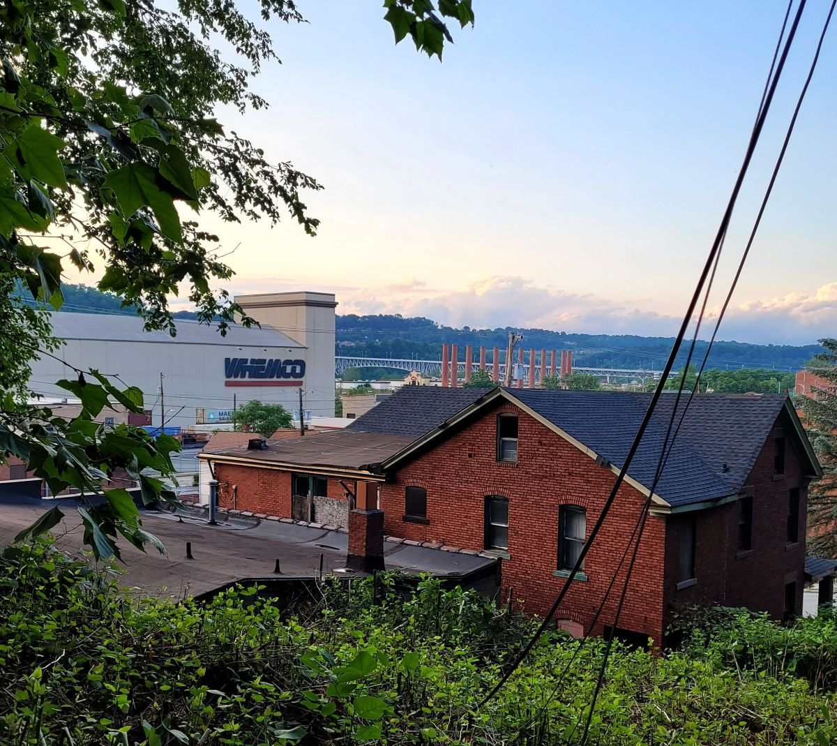 Squirrel Hill to New Homestead