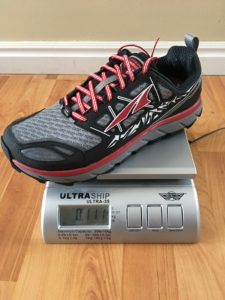 Altra Lone Peak 3.0 Weight