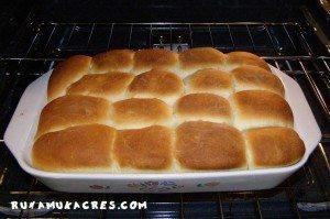 rolls for dinner
