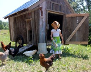 challenges of establishing a new farm with children