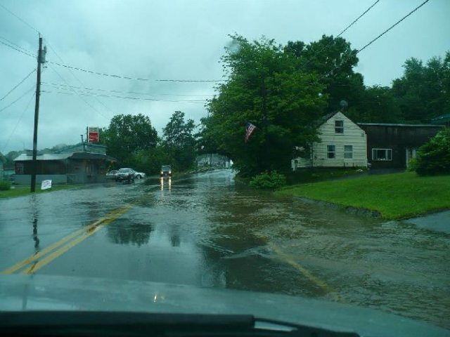 2014 summer storm in anson maine