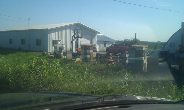 swan's apiary & beekeeping supply