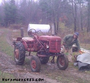 winterizing farm equipment