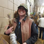 me at fedco tree sale