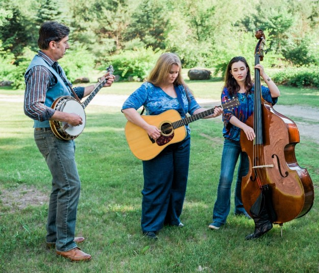 Miners Creek Bluegrass Band