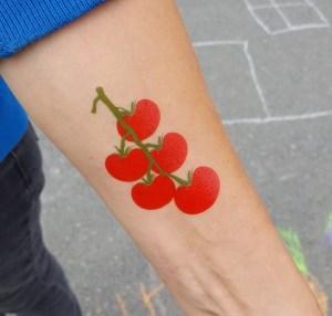 tomato tattoos
