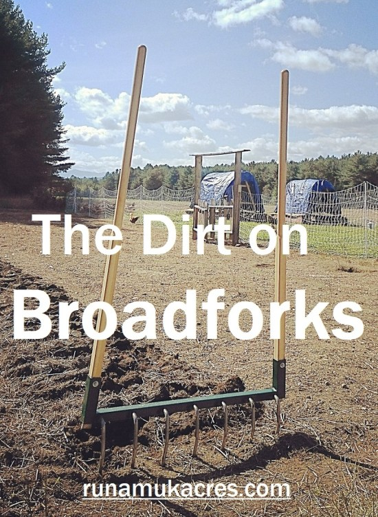 the dirt on broadforks