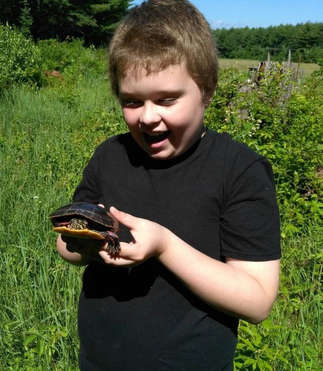 Runamuk loves amphibians and reptiles
