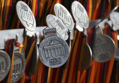 Трехкратный олимпийский чемпион Бекеле победил в Берлинском марафоне