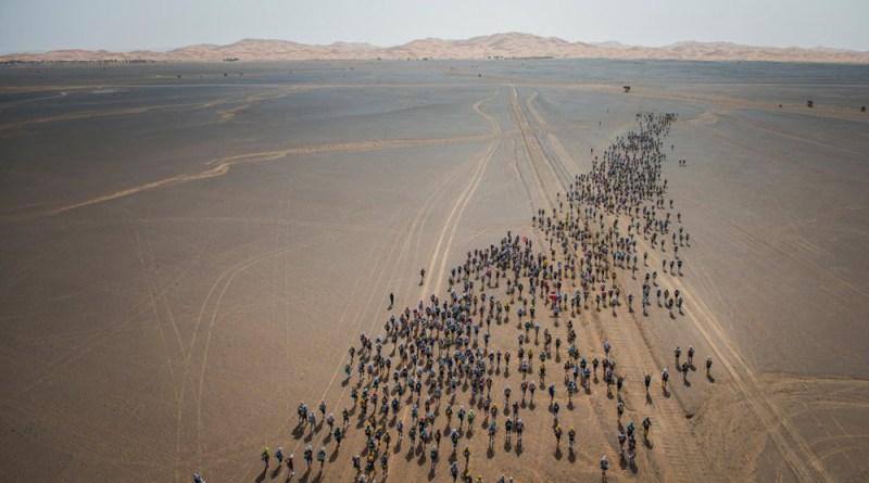Появилась возможность пробежать половину знаменитого Сахарского марафона