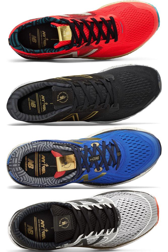 34dd97006881 Итак, New Balance на правах генерального партнера выпустил сразу четыре  модели  красные 1400v5 NYC Marathon, черные Fresh Foam Zante v3 NYC  Marathon ( обе ...