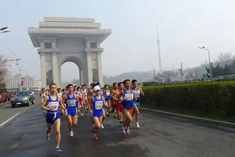 Пхеньян зовёт на марафон