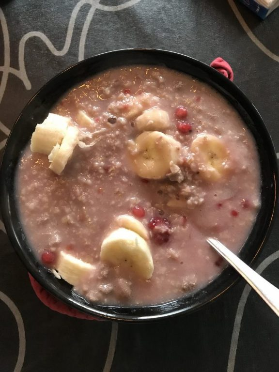 Recept: chocohavermoutontbijtje