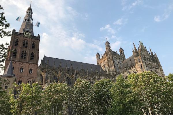 4 x healthy hotspots in Den Bosch