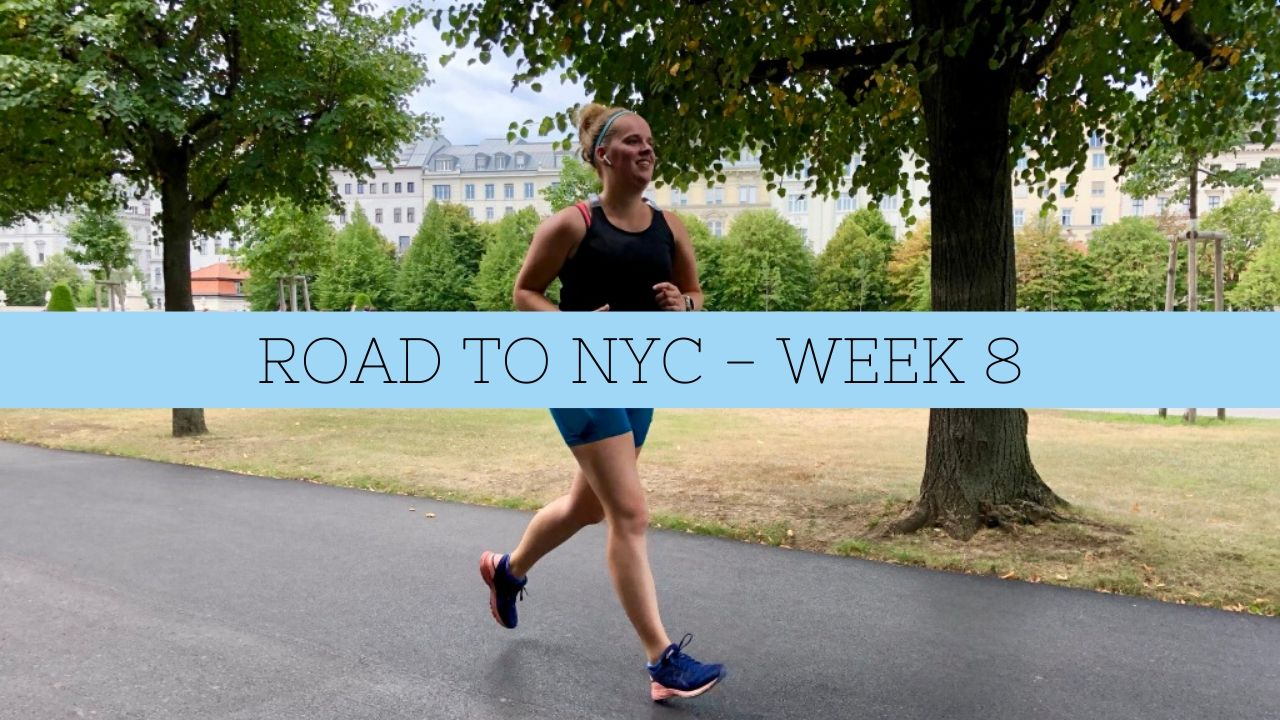 De allereerste 30'er! – Road to NYC week 8