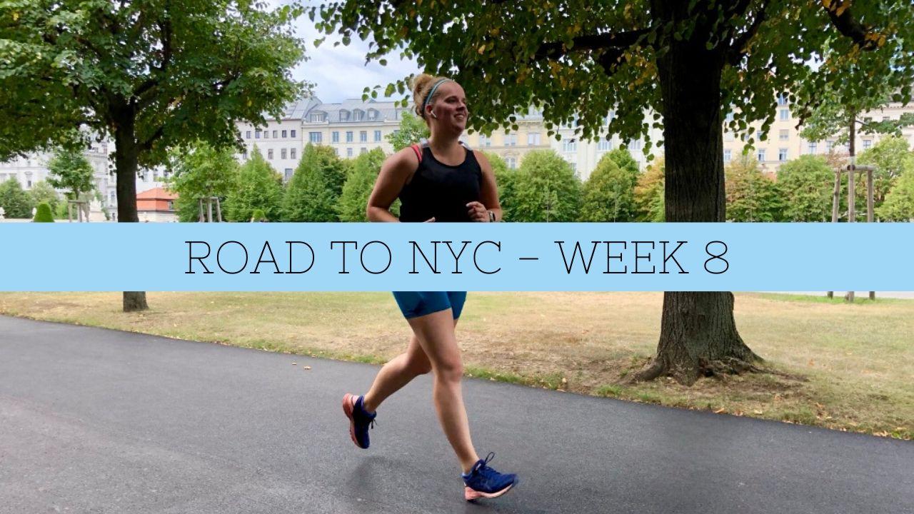 De allereerste 30'er! – Road to NYC week 8
