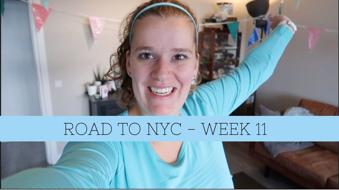 HET AFTELLEN IS ECHT NU BEGONNEN – ROAD TO NYC WEEK 11 – RUN AROUND THE WORLD