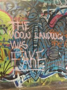 Grafitti in Ann Arbour