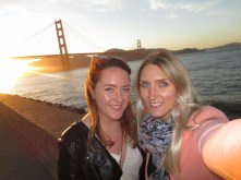 Bike ride to Golden Gate Bridge