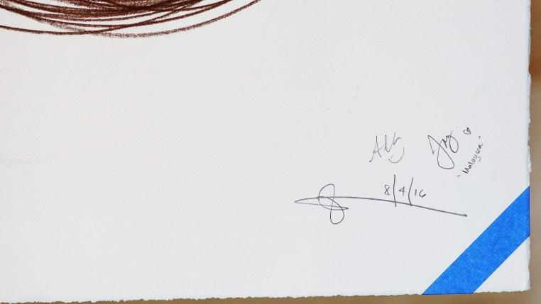 Spring Break No.4, signatures, Joey Kok, Ada Chua & Glenn Zucman, 2016
