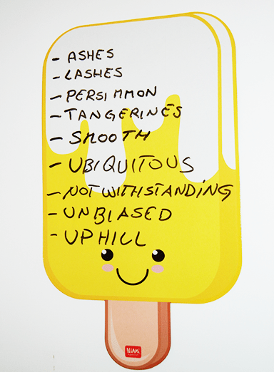 language board