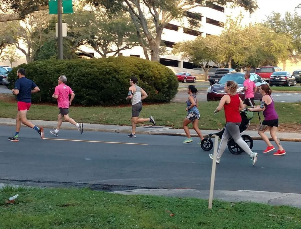 Hero Run 2017 was a new race this year that benefited the Telfair Mammography Fund. I cannot wait to be a part of this race for years to come.